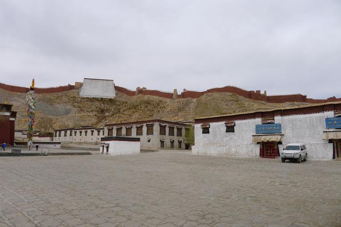 西藏人文景观_布达拉宫摄影图_西藏风光_人文景观_旅游摄影